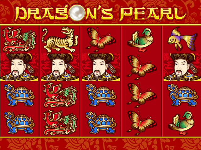 Играть онлайн в слот Dragon's Pearl на популярном сайте