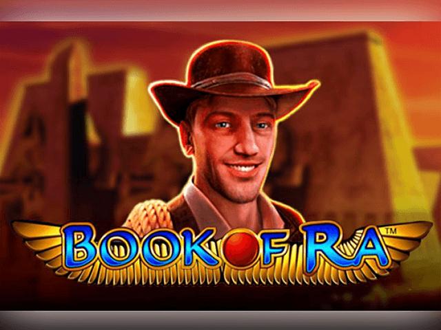 Book Of Ra – игровой аппарат посвященный Древнему Египту